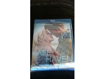 BLU-RAY: SAFE HAVEN.  NY INPLASTAD