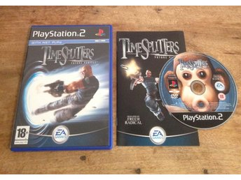Timesplitters Future Perfect - Playstation 2 - PS2 - EA