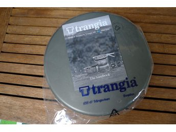 TRANGIA FRYING PAN 22 cm UL HARD ANODIZED 652511 till 25-serie