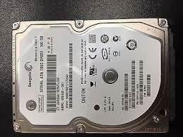 ST9160310AS Seagate Momentus 5400.5 Hard Drive ST9160310AS