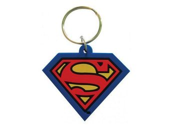 Superman Nyckelring Shield