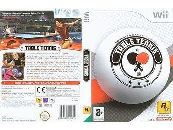 Table Tennis Nintendo Wii - Huddinge - Table Tennis Nintendo Wii - Huddinge