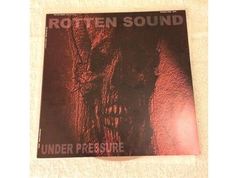 ROTTEN SOUND Under pressure _ Ltd. Ed. _ Nasum, Napalm Death, Carcass, Cannibal