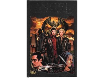 ANGEL :AFTER THE FALL VOL 6  - JOSH WHEDON (INBUNDEN)