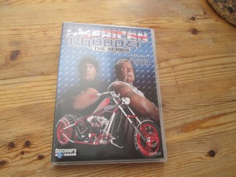 AMERICAN CHOPPER THE SERIES VOLUME 1 I BRA BEG SKICK SVENSK TEXT