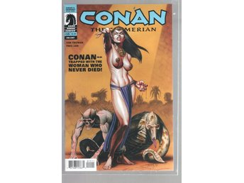 Conan the Cimmerian #15-25