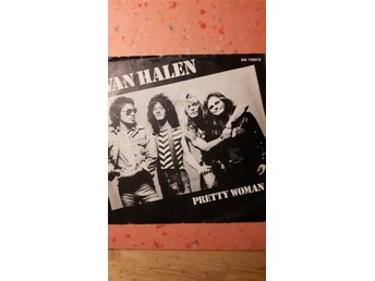 VAN HALEN   Pretty woman (singel 1982)