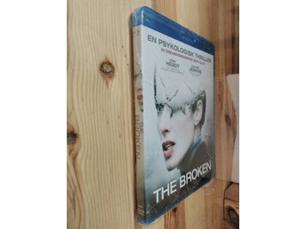 The Broken av Sean Ellis Lena Headey Richard Jenkins, Blu-ray DVD