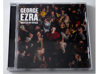 George Ezra / Wanted On Voyage CD