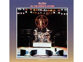 Rush: All the world's a stage 1976 (Rem) (CD)