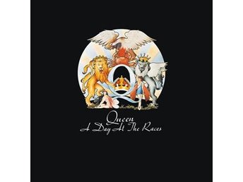 Queen: A day at the races (Vinyl LP)