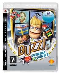 Buzz: Svenska Genier - Playstation 3