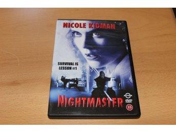 Javascript är inaktiverat. - Lessebo - Dvd-film: Nightmaster (Nicole Kidman)Svensk text.BETALNING Vid betalning är det viktigt att det tydligt uppges användarnamnet på Tradera för att kunna härledas. Jag använder mig av Traderas automatiska vinnarmail där all betalningsinforma - Lessebo