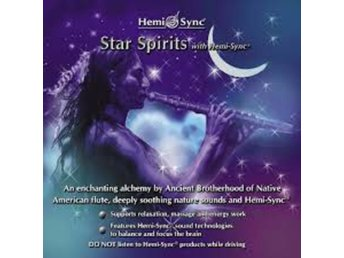 Star Spirits with Hemi Sync [CD]