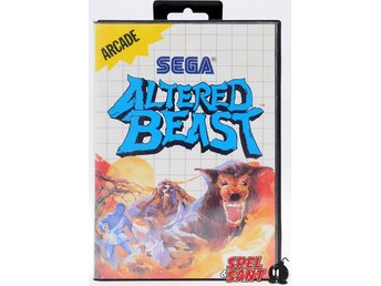 Altered Beast (Svensk Version)