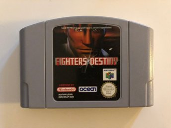 Nintendo 64 -Fighters Destiny
