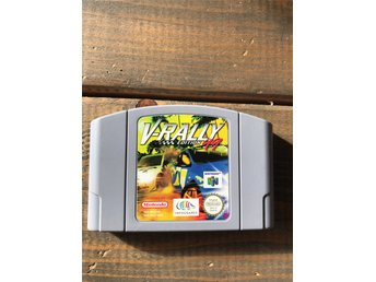 V-Rally Edition 99 Nintendo 64 N64