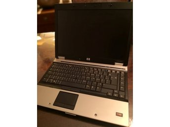 HP Laptop Elitebook 6930p + Orginal HP laddare