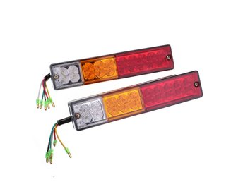 LED Boat ATV Trailer Stop Rear Tail Brake Light Indicator...