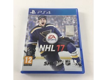 EA sports, TV-Spel, NHL 17, Playstation 4