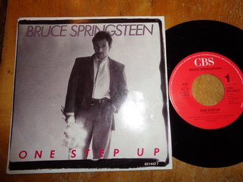 "Bruce Springsteen ""One Step Up/Roulette"""