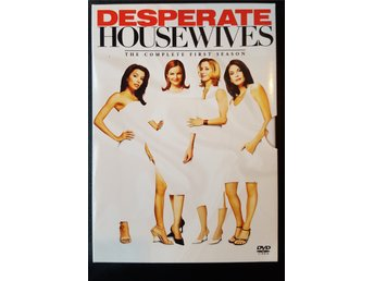 DESPERATE HOUSWIVES - The complete first season