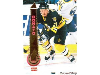 1994-95 Pinnacle 146 Ted Donato Boston Bruins