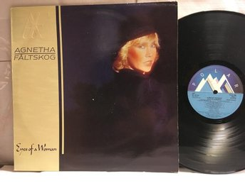 AGNETHA FÄLTSKOG - EYES OF A WOMAN - ABBA