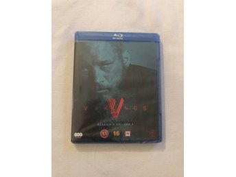Vikings säsong 4 vol 2 Blu-ray