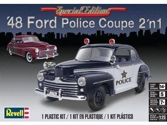 1948 Ford Coupe 2-n-1 - Höganäs - 1948 Ford Coupe 2-n-1 - Höganäs