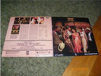 Carmen Jones - Widescreen edition - 1st Laserdisc - Säffle - Carmen Jones - Widescreen edition - 1st Laserdisc - Säffle