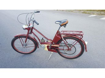 Veteranmoped Autoped -54