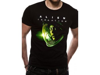 ALIEN ISOLATION - COVER (UNISEX T-Shirt) - Small
