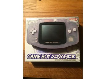 Gameboy Advance Basenhet