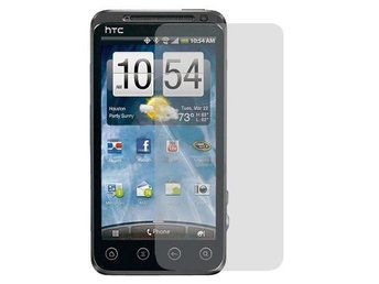 HTC Evo 3D Displayskydd (Klar)