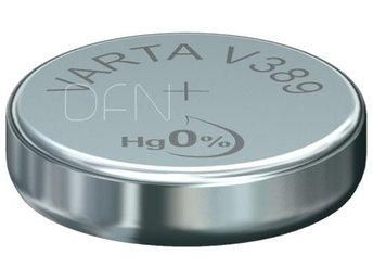 1 Varta Watch V 389 High Drain