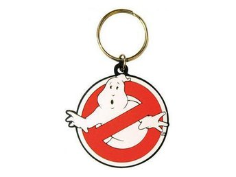 Ghostbusters Nyckelring Logo
