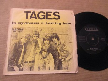"Tages ""In My Dreams/Leaving Here"""