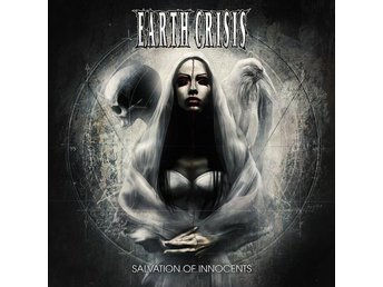 EARTH CRISIS - SALVATION OF INNOCENTS (COLOR) - LP NY - FRI FRAKT