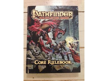 Core Rulebook - Pathfinder Roleplaying  Game !