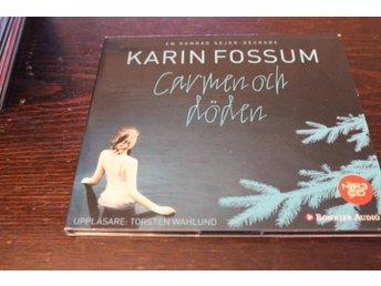 MP3-bok: Carmen och döden - Karin Fossum - Kosta - MP3-bok: Carmen och döden - Karin Fossum - Kosta