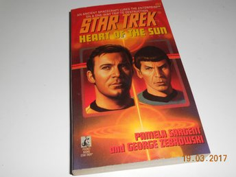 STAR TREK #83 Heart of the sun - Pocket Books, USA