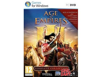 Age of Empires III (3) Complete Collection - Norrtälje - Age of Empires III (3) Complete Collection - Norrtälje