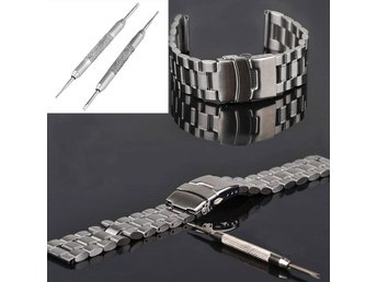 2ST Klockverktyg Link Pin Remover Repair Tool Watch Band Spring Bars
