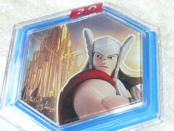 Disney Infinity Marvel Power Disc ??