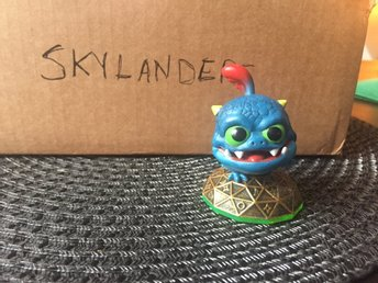 Skylanders wrecking ball
