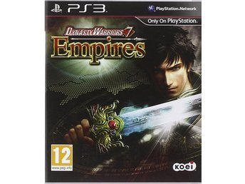 Dynasty Warriors 7 - Empires - Playstation 3