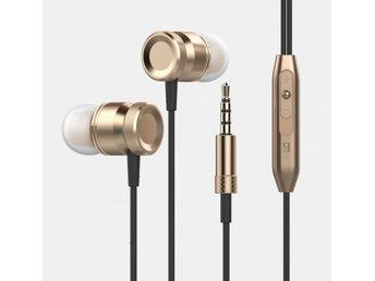 TOMKAS In-ear SVART/SILVER