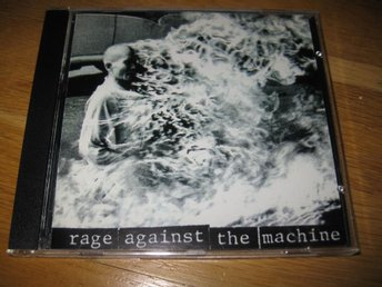 RAGE AGAINST THE MACHINE - s/t CD 1992