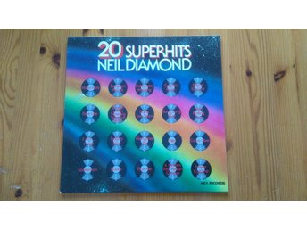 NEIL DIAMOND 20 SUPERHITS  1975  VINYL